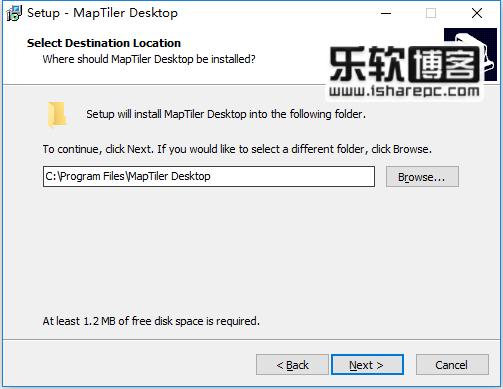 Klokan MapTiler Plus v9.1.1安装