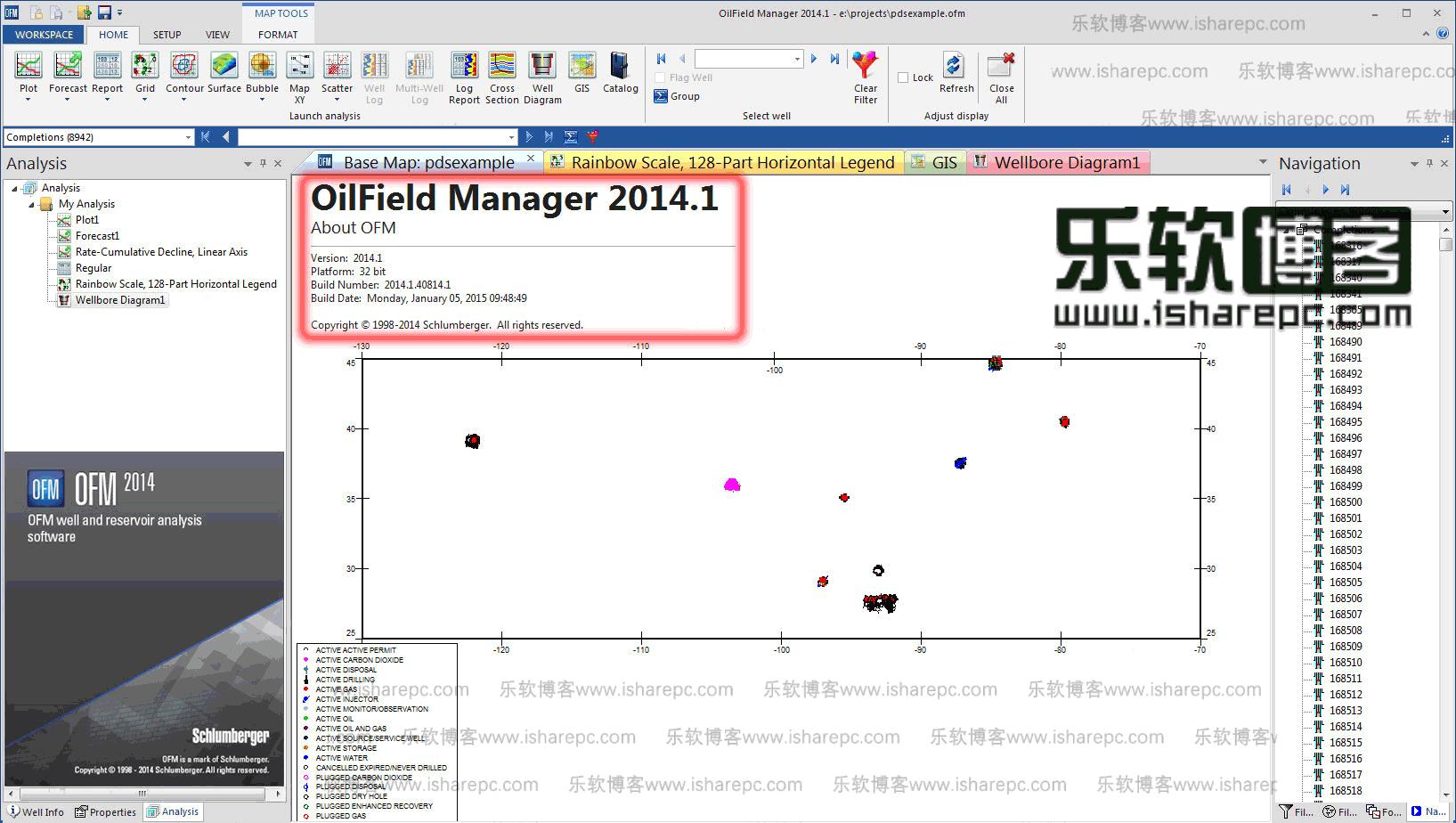 Schlumberger OFM 2014.1破解版