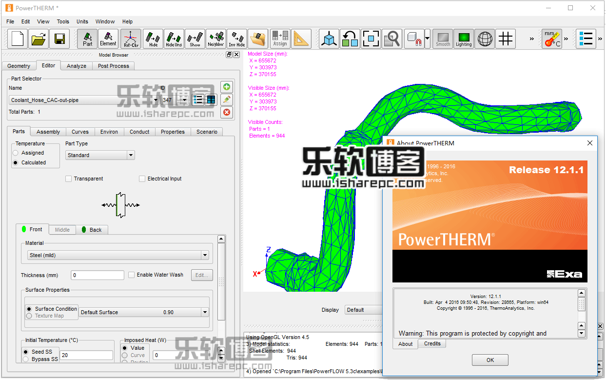 Exa PowerFLOW 5.3c破解版