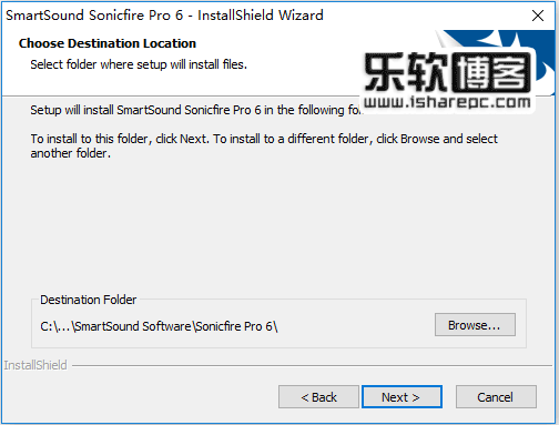 SmartSound SonicFire Pro v6.1安装