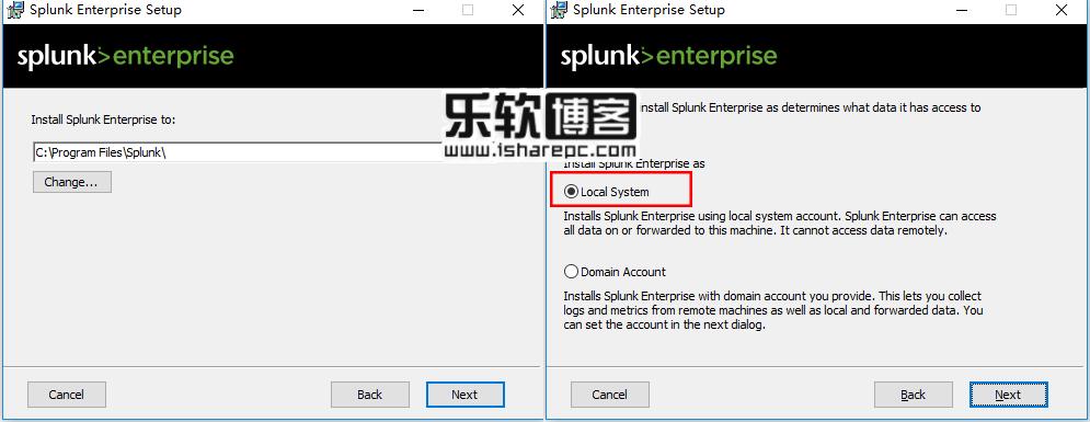 Splunk Enterprise 7.0.2安装
