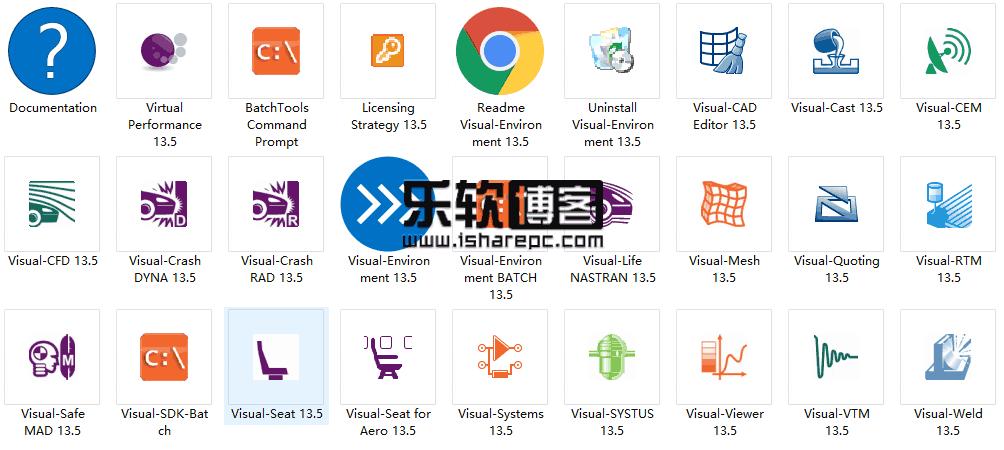 ESI Visual-Environment 13.5.2破解版