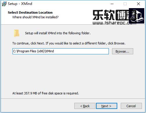 XMind 8 Pro 3.7.8安装