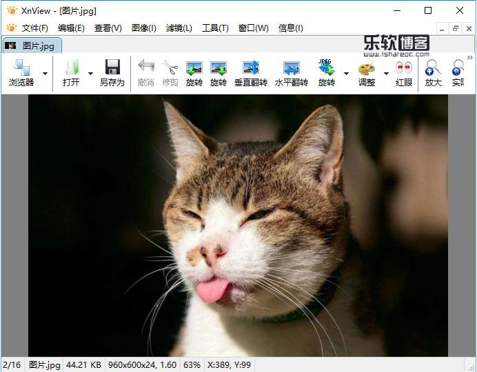 XnView看图软件